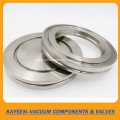 Blank Flanges Stainless Steel ISO-NW-100 Vacuum Fittings