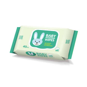 Disposable Eco Friendly Comfort Baby Wet Wipes