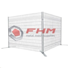 Galvanized Temporary Fence Barrier of Welded Wire
