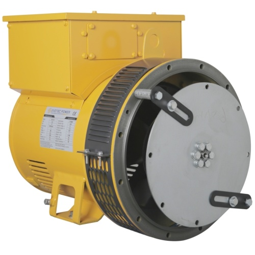 8kW to 3500kW Single Bearing Industrial Alternator