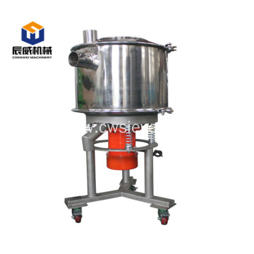 High frequency circular rotary fine powder vibration sieve