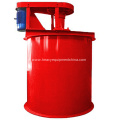 Gold CIP CIL Plant Double Impeller Leaching Tank