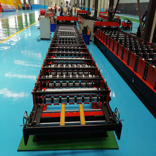 Trapezoidal Tiles Making Machine for Sale