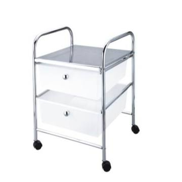 Multi-use Rolling Drawer Cart