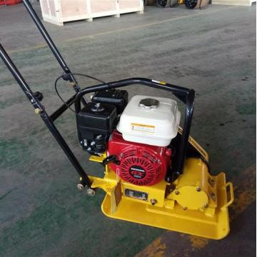 Gasoline plate compactor for road construction 66KG