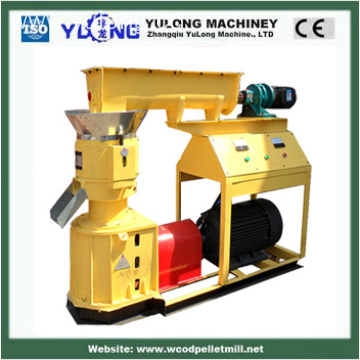 Flat die wood pellet machine high quality