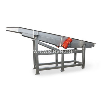 New energy saving environmental protection vibrating feeder