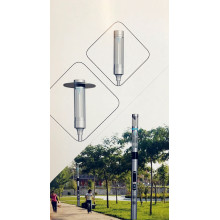 Multi-functional Intelligent Street Lamp