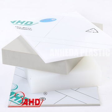 Acid And Alkali Resistant PP Polypropylene Plastic Sheets