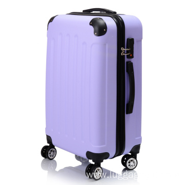 Luggage brand factory ABS trolley case suitcase