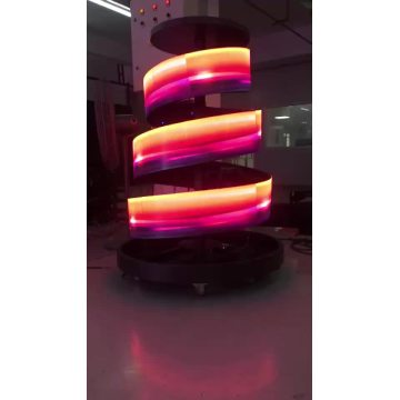 Small Pixel Flexible Led Display Modul