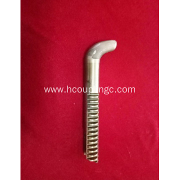 Metal Casting Scoop Tube for Coupling