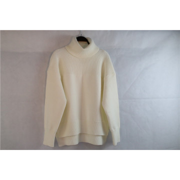 Cashmere Wool Knit Sweater for Women