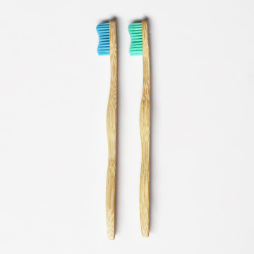 ECO Bamboo Toothbrush Personalized Custom Bamboo Toothbrush