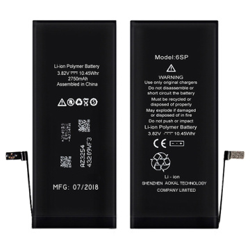 Cycle ea 0 iPhone 6S Plus Battery TI IC