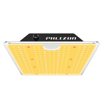 Phlizon Led Grow Light Dimmable Sunlike Totonu Laʻau