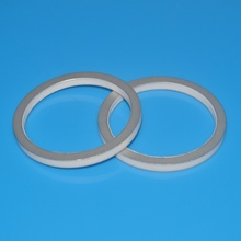 Amandla aphezulu we-Bonding Strong Al2o3 Ceramic Metallization Ring