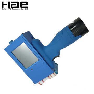 Handheld Coding Inkjet Marking Printer Equipment