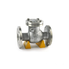 full opening swing check valve, dual plate 150lb pan check valve