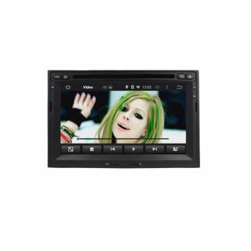 Peugeot Model Android Auto DVD Player