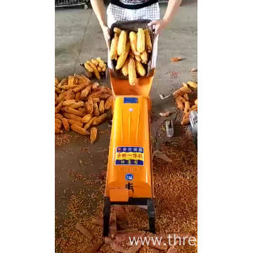 Automatic and Hand Operated Corn Sheller