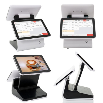 Premium touch model cash pos terminal