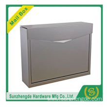 SMB-061SS Professional Manufacturer Of Galvanized Popular Standing Mailbox Outdoor