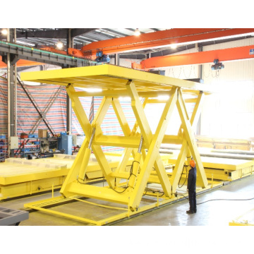 Twin Lift Table Hydraulic