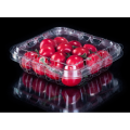 High clear clamshell packaging blueberry container