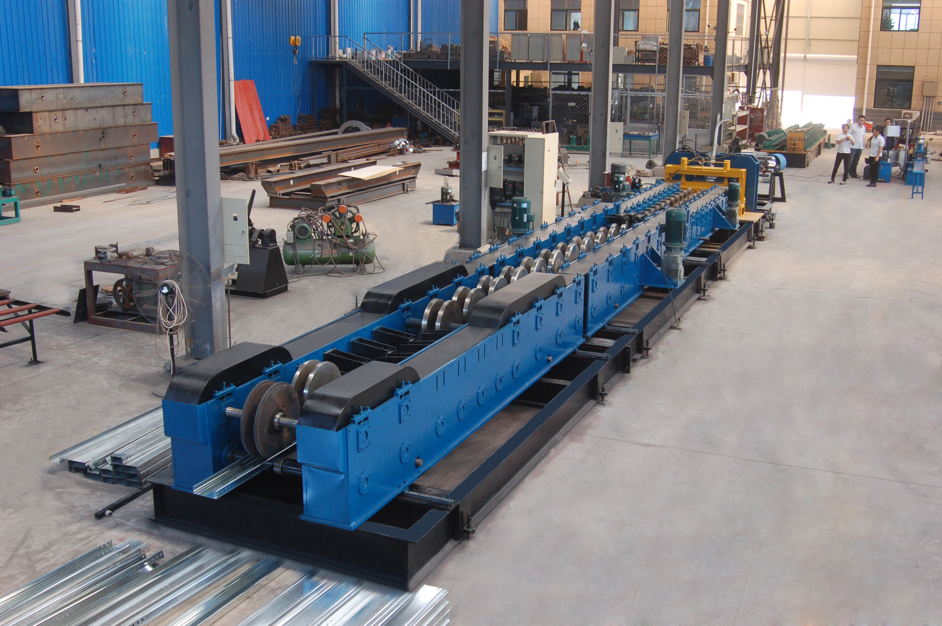 ZT-cable tray roll forming machine&product (14)