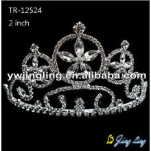 Wholesale Pageant Crown Tiaras  TR-12524