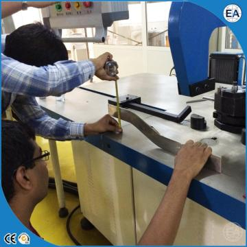 Metal Bending Hydraulic Busbar Processing Machine