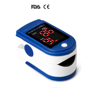 Monitor Electric Fingertip Pulse Oximeter