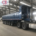 6 Axles  Dump Tipper  Trailer