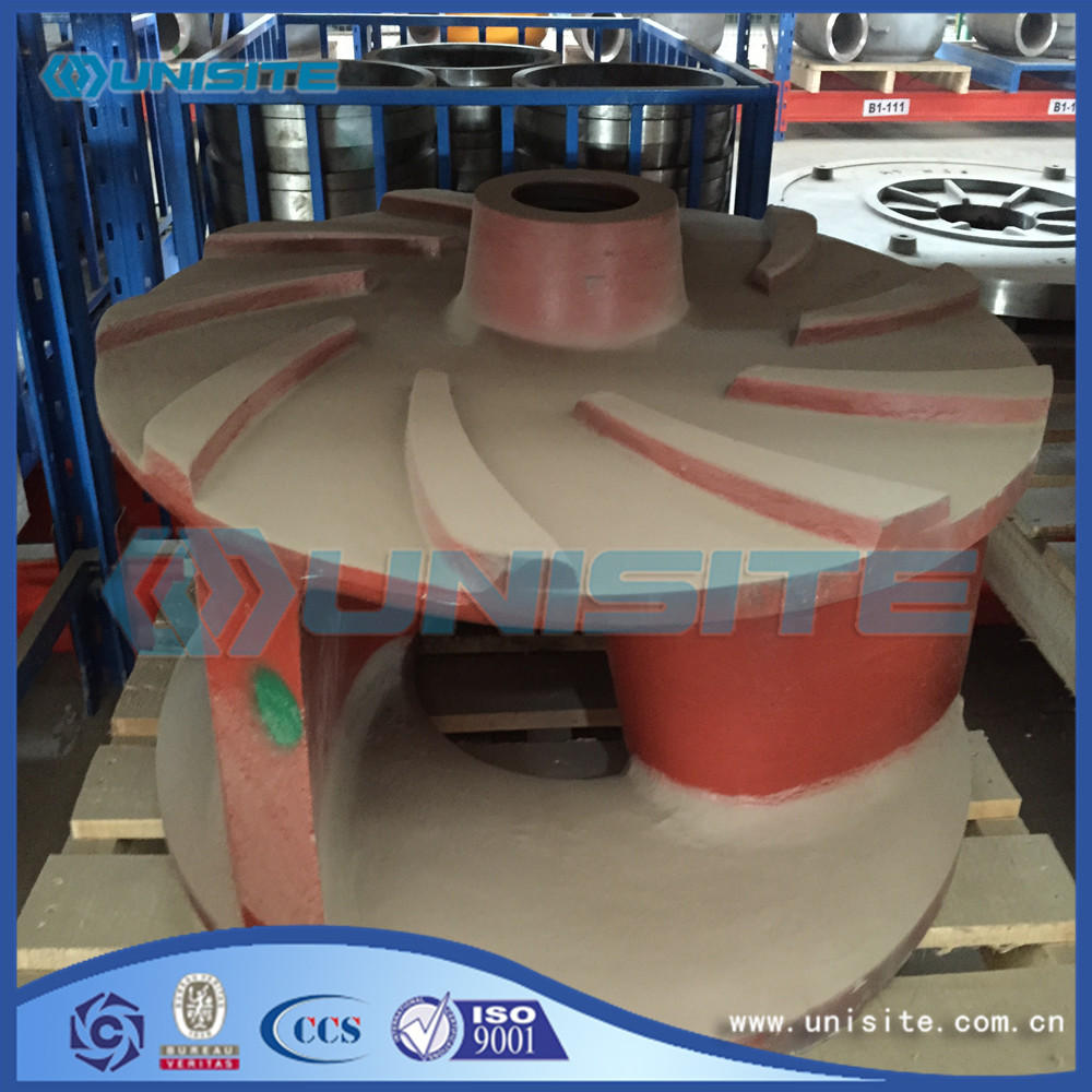 Steel Casting Impeller