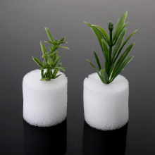 10pcs Flower Seed Cultivation Soilless Cultivation Seed Trays Soilless Hydroponic Vegetables Nursery Pots Sponge Garden Supplies