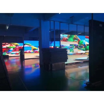 Indoor rental LED display for  stage background