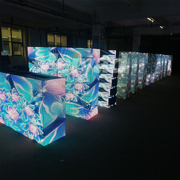 HD outdoor SMD led display panels video wall
