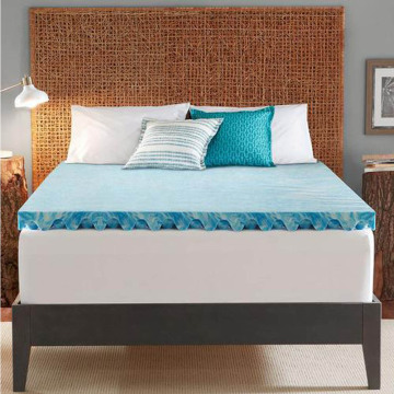 Comfity Firm Egg Crate Mattress Pad