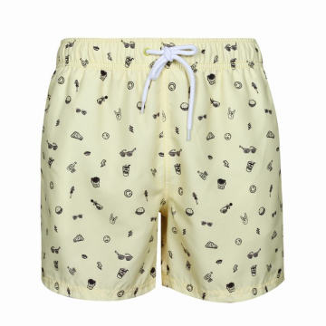 print pants beachwear mens running summer shorts