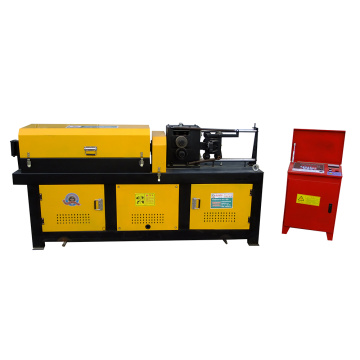 Rebar Steel Straightening and Cutting Machine
