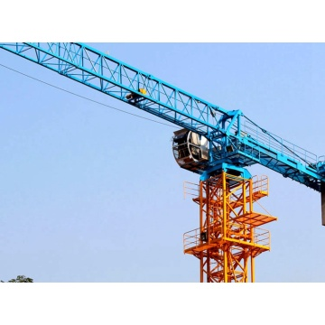 stable and low noise tower crane