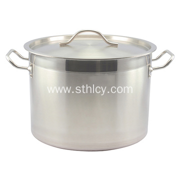 20L Double Layer Stainless Steel Soup Pails