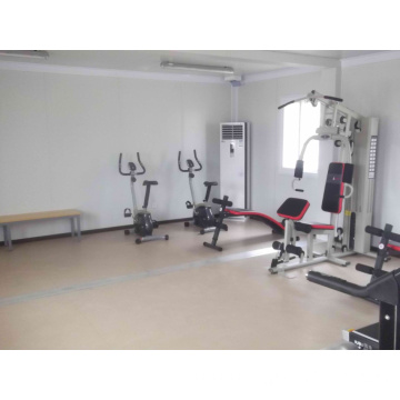 Modular Gym Room Flat Pack Type