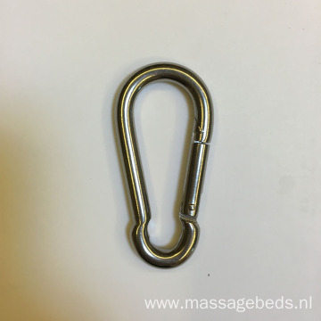 7MM Anti-Rust High Quality Stainless Steel 304 Carabiner