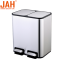 JAH Recycling Stainless Steel Sortable Waste Litter Can