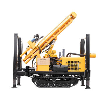 200m Pneumatic Well Drilling Rig