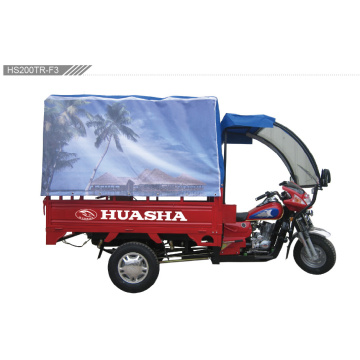 HS200TR-F3 200cc Cargo Tricycle Sale for Sea Town