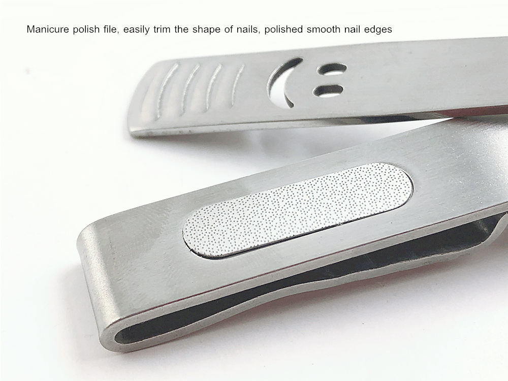 Nail Clipper And File