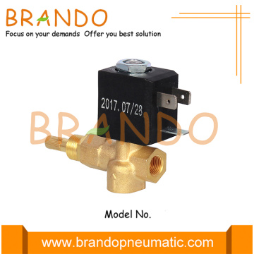 CEME Type 5531 1/8'' Adjustable Gas Solenoid Valve